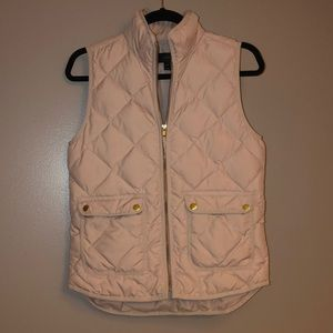 J. Crew Excursion Down Filled Vest